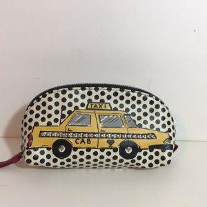 Brighton NWOT Fashionista Cab It Cosmetics Bag